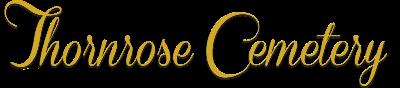 Thornrose Cemetery Logo